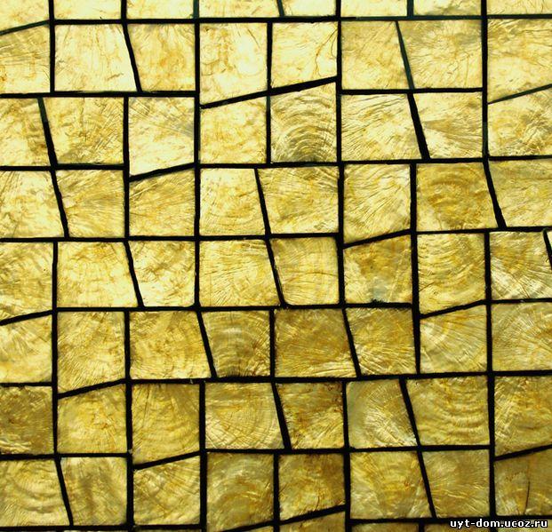 Ар-Деко - Яркое золото.