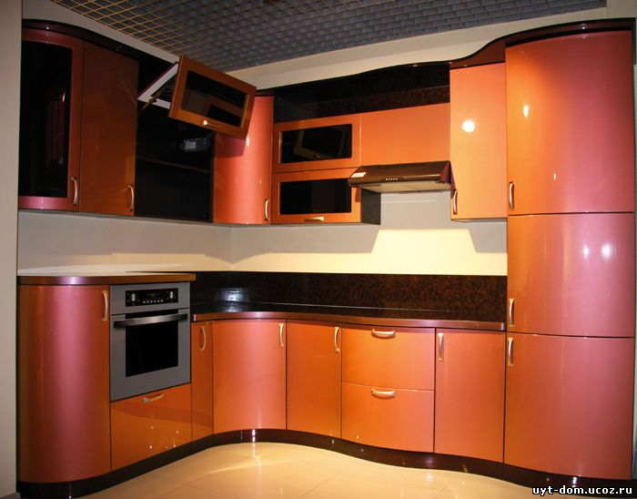 кухни классика угловые